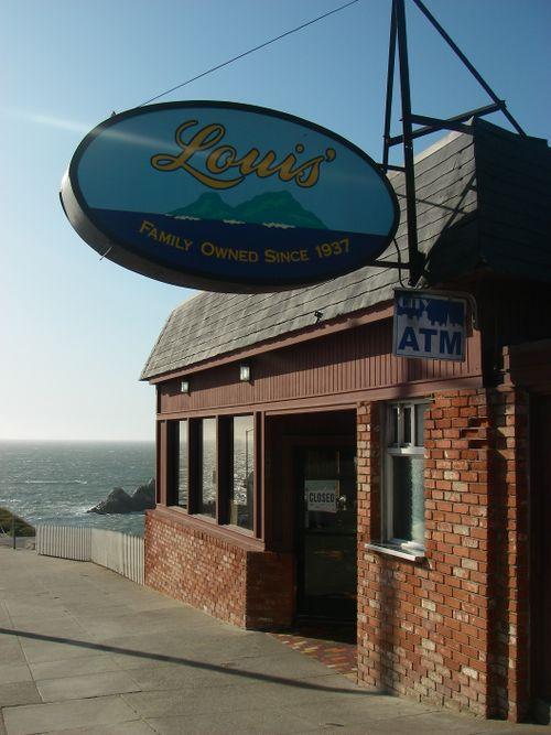 Louis' restaurang, San Francisco