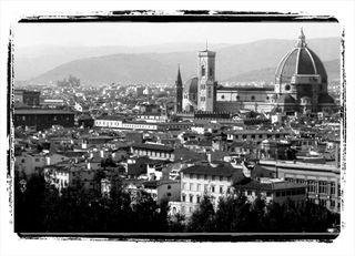 Vy över Florens