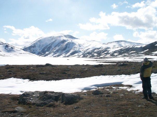 Sjön Bessvattnet, Jotunheimen nasjonal park