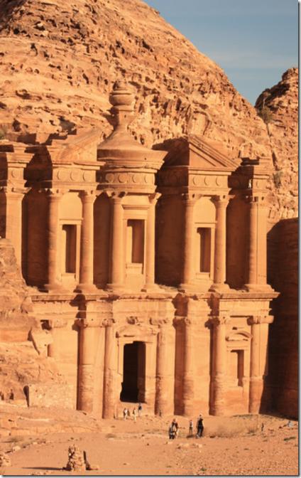 Klosteret i Petra