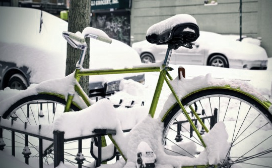 CykelSnow