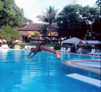 Pool swiss club